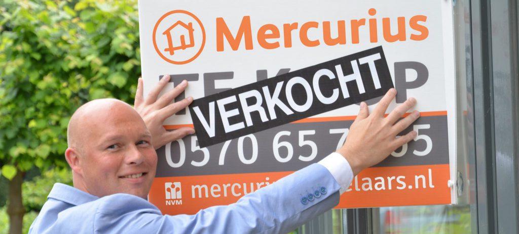 Je woning verkopen via Mercurius Makelaars